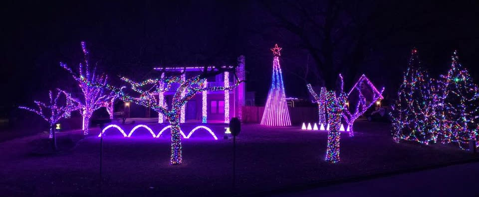 Lights on Longview 2020