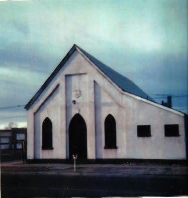 Original AME Allen Chapel in Cheyenne, Wyoming