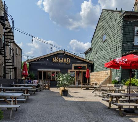 nomad exterior patio