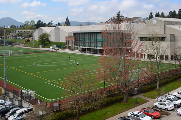 Turf Field at UO Student Recreation Center
