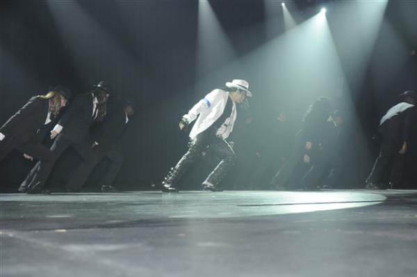The Ultimate King of Pop Live Experience comes to Cedar Creek Winery on Oct. 16.