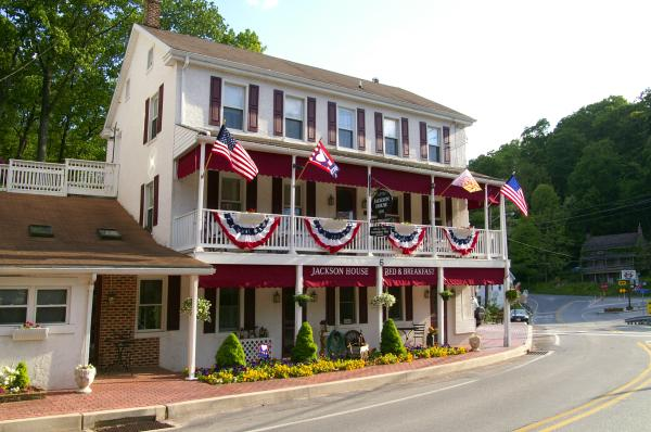 Jackson House Bed and Breakfast 16