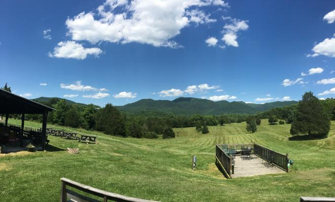 Blue Ridge Vineyard - Botetourt County
