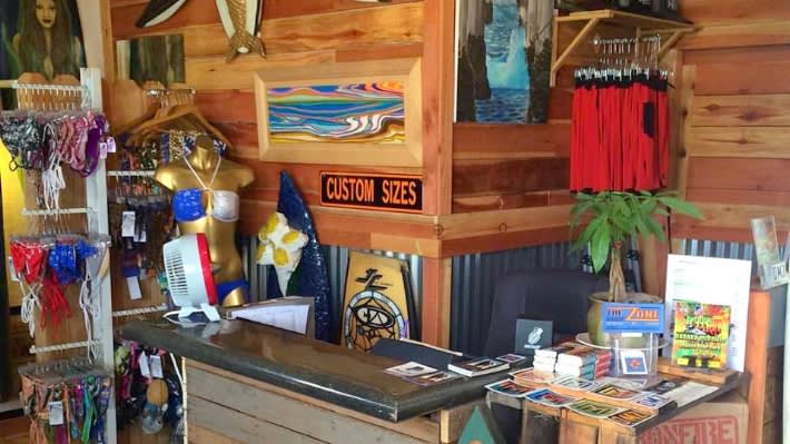 Sunset Beach Shopping: Locally-Owned Shops Offer One-Of-A-Kind