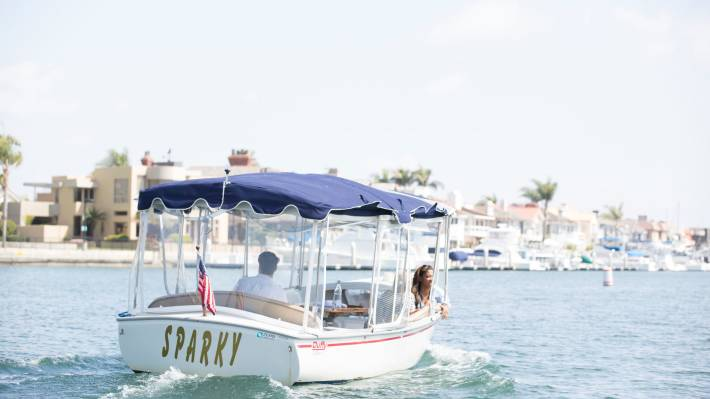 Guide To Huntington Harbour Duffy Boat Rentals