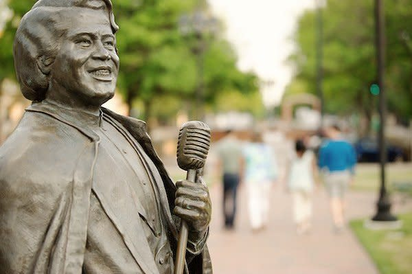 James Brown Statue
