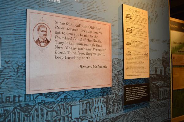 Carnegie Underground Railroad