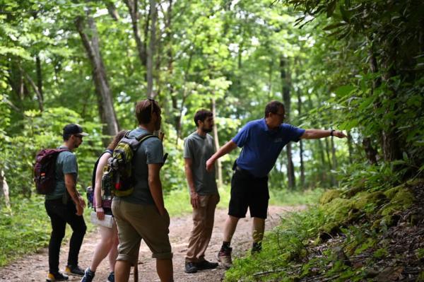 Ober Gatlinburg Hiking Trail