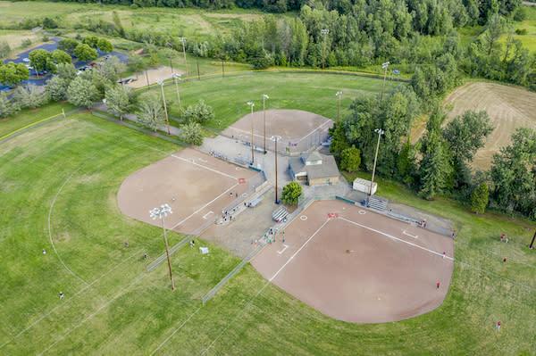 Bob Artz Memorial Park - Courtesy City of Eugene