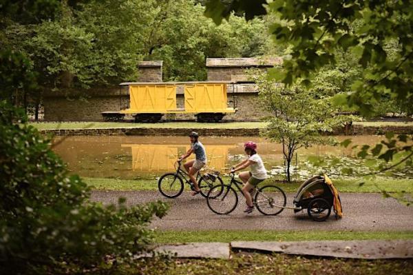 Hagley Bike Hike Brew