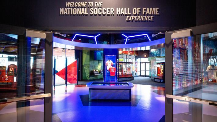 National Soccer HOF