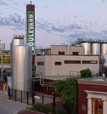 Boulevard Brewery Kansas City