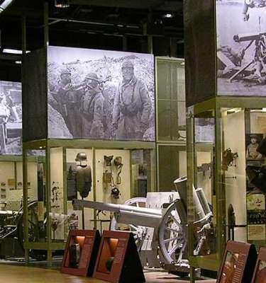 Histor-Buff-Vacation-Ideas-Overland-Park-WW1-Museum