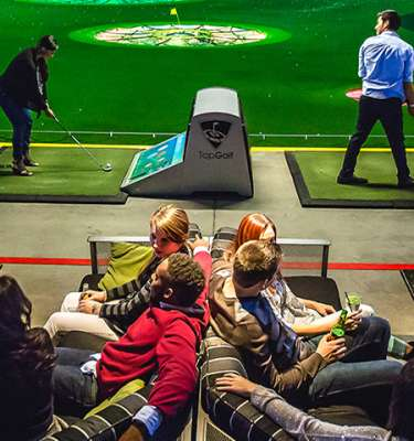 Top Golf Overland Park After Hours Event Space