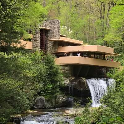Sheena Baker, Fallingwater, Mill Run