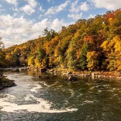 Ohiopyle Fall