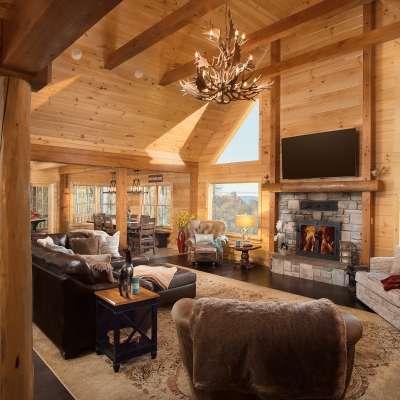 Lost Bear Cabin