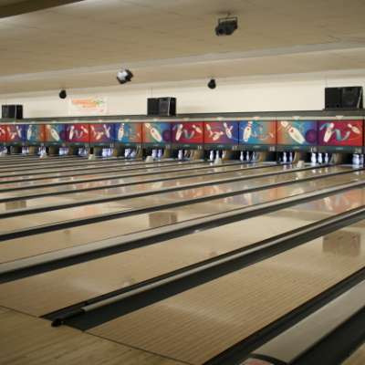 Bowling at Terrace lanes