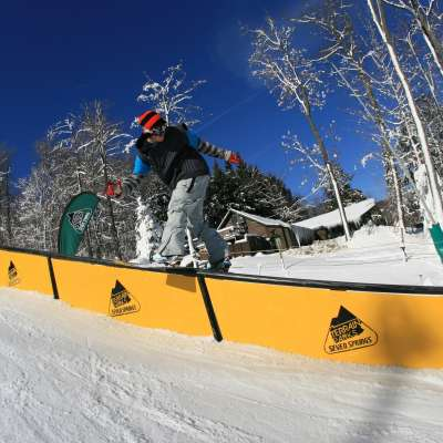 Terrain Park, Seven Springs Mountain Resort