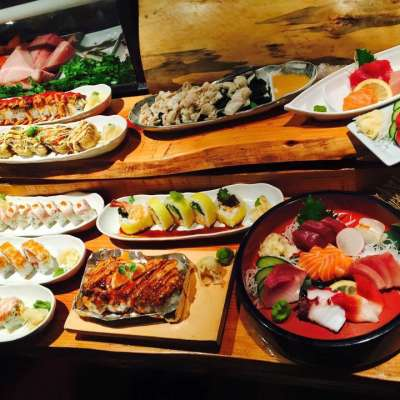 Miyabi Sushi Platters