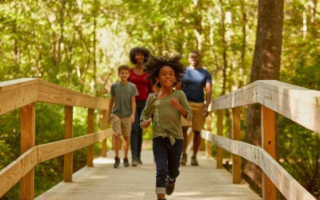 Elizabethtown: Kentucky's first urban trail town