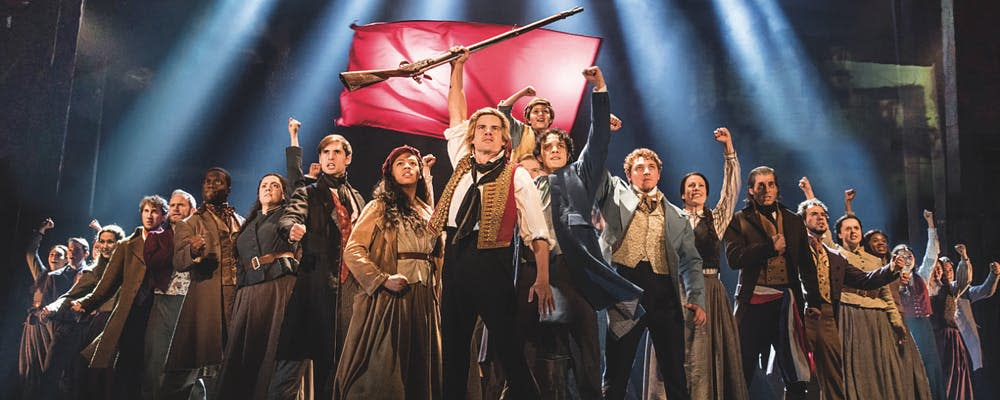 Les Miserables One Day More