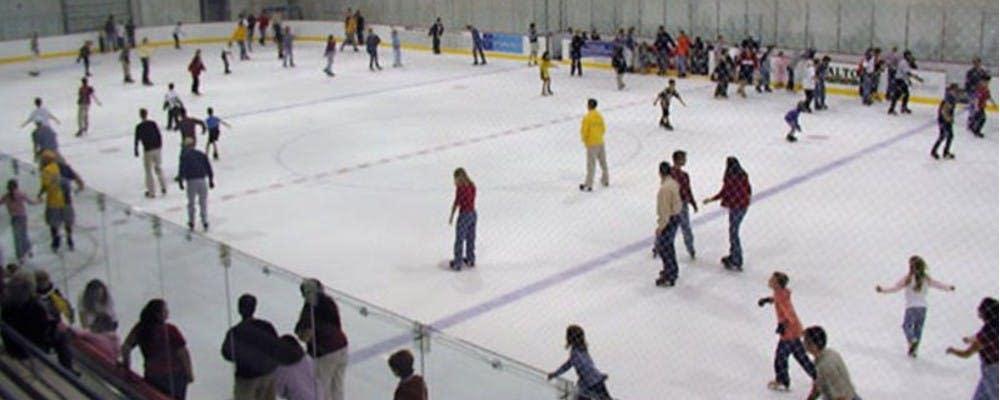 Jordan Valley Ice Park in Springfield, Missouri