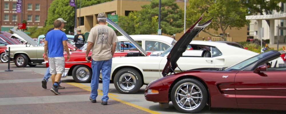 Automobilia Car Show in Wichita
