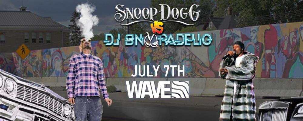 Snoop Dogg Concert in Wichita