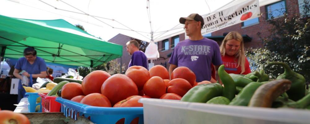 Farm & Art Market in Wichita