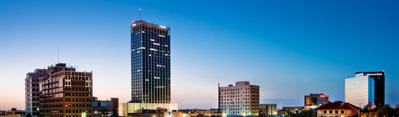 Amarillo Skyline