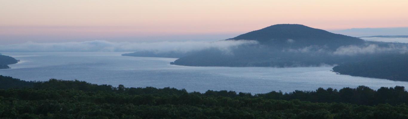 Canandaigua Lake Sunrise