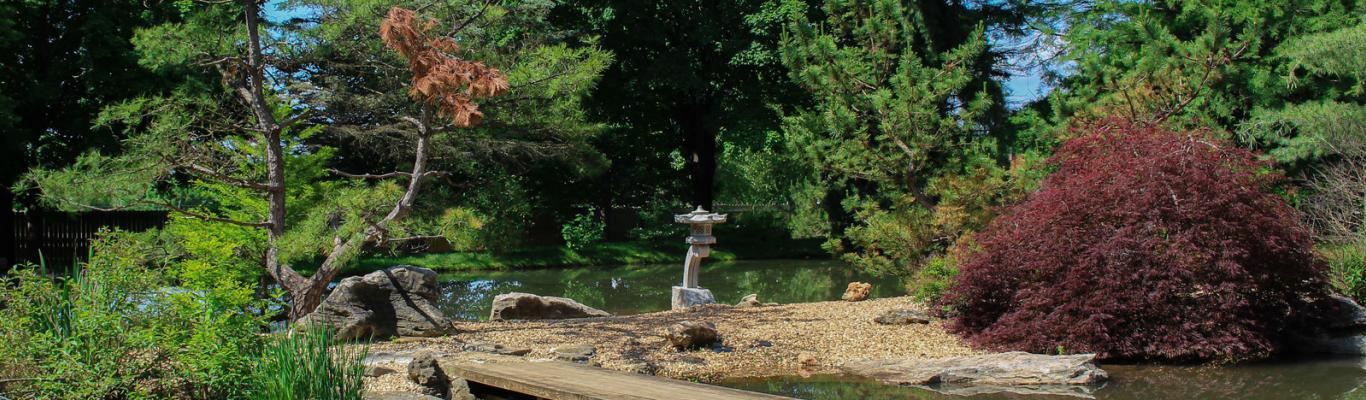 The A Z Guide To Springfield Missouri, Mizumoto Japanese Stroll Garden Springfield Missouri