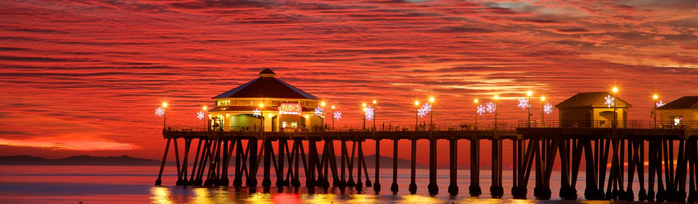 History Of The Huntington Beach Pier