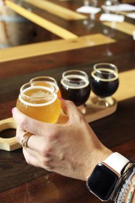 Catawba Farms- Brew Flight