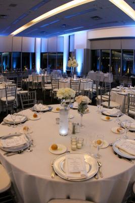 Saratoga Springs City Center wedding