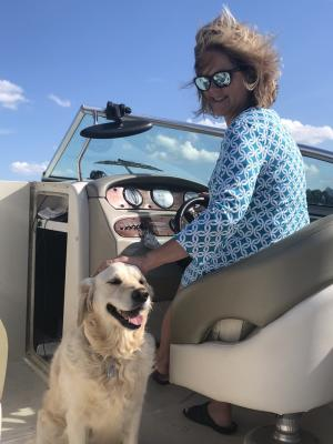 Cindy Todd_Boating