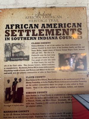 Big Ben's African American Black History Signs