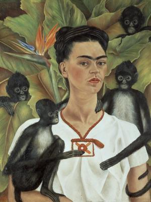 Frida Kahlo exhibition at Denver Art Museum