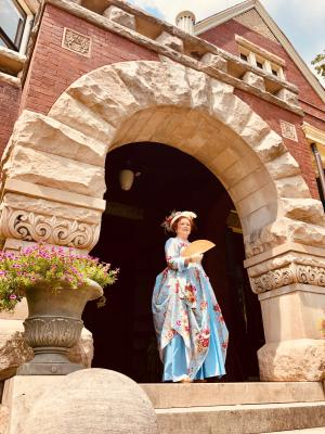 Adelia Welcomes Guests To Historic Westwood