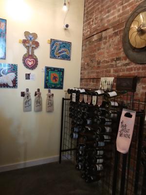 The Corner Market Wine Room