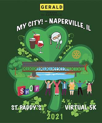 Naperville St. Paddy's 5k