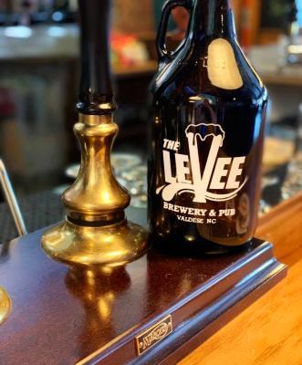 Levee Brewery- Jug
