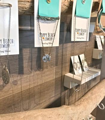 Poppy Beach Jewelry Necklace