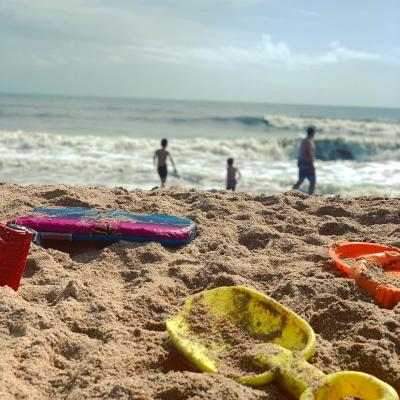 Things to pack for Beach Day at Daytona Beach