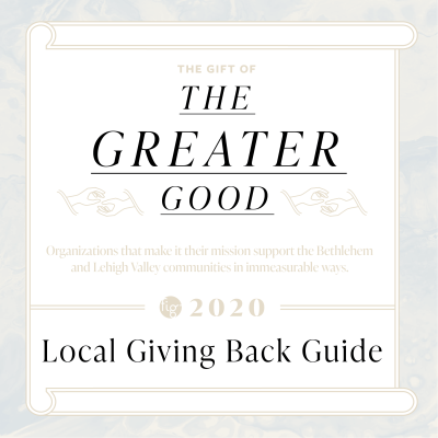 Fig: The Greater Good Local Giving Back Guide