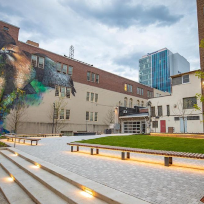 Allentown Mural - 'Soar (2019)'