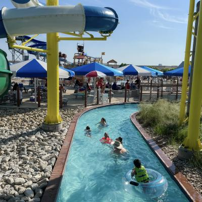 Frisco Water Park Lazy River