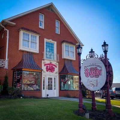 The Pennsylvania Bakery Exterior STT