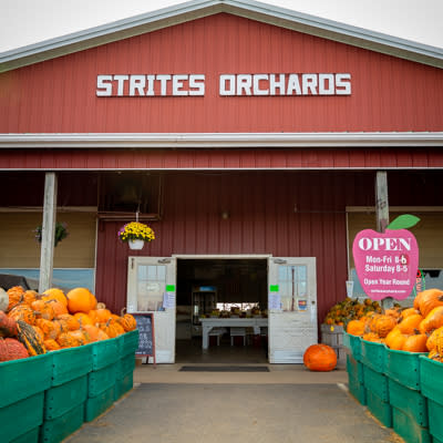 Strites Orchard Exterior